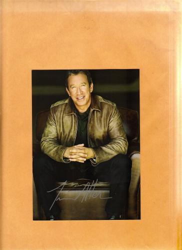 Tim Allen-signed photo-15 c