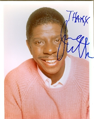 Jimmie Walker autographed 8x10 Photo (Kid Dynomite - Whats Happening)