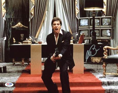 Al Pacino Memorabilia