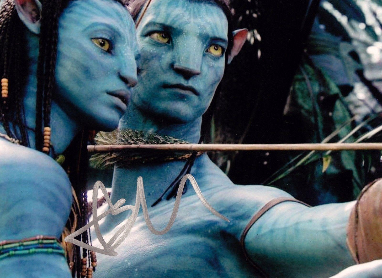 Sam Worthington Signed 8x10 Photo w/COA Proof Avatar Clash of the Titans F