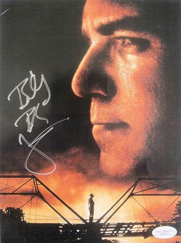 Autographed Thornton Photograph - Billy 8x10 JSA