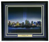 9/11 September 11 2001 Framed Memorial 16x20 Photograph