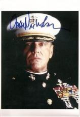 Jack Nicholson Signed A Few Good Men Photo