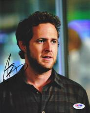A. J. Buckley SIGNED 8x10 Photo CSI: NY PSA/DNA AUTOGRAPHED