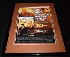 A Man Apart 2003 11x14 Framed ORIGINAL Vintage Advertisement Vin Diesel
