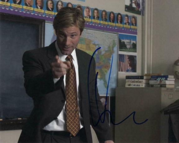 Aaron Eckhart Signed Autograph 8x10 Photo - Harvey Dent The Dark Knight, Sully