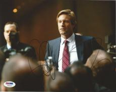 Aaron Eckhart Signed The Dark Knight 8x10 Photo PSA/DNA COA Picture Autograph