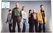 AARON PAUL Signed 11x17 Photo Breaking Bad Actor Autograph ~ Beckett BAS COA
