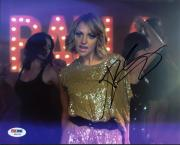 Abby Elliott Saturday Night Live Signed 8X10 Photo PSA/DNA #Z56150