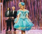 ABBY ELLIOTT signed (SATURDAY NIGHT LIVE) SNL Actress 8X10 photo W/COA #1