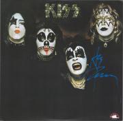 Ace Frehley Kiss Autographed Kiss Album - PSA