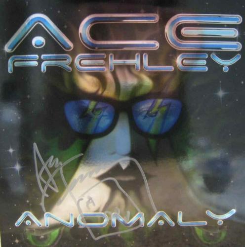 Ace Frehley Kiss Autographed Signed Solo Album LP Certified Authentic JSA COA