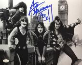 Ace Frehley KISS Signed Autographed 11x14 Photo JSA Authenticated 10