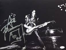 Ace Frehley KISS Signed Autographed 11x14 Photo JSA Authenticated 11