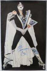 Ace Frehley Signed Authentic Autographed 22x34 Poster PSA/DNA #Y17444