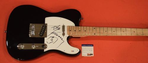 Ace Frehley Signed Autographed Electric Guitar KISS PSA/DNA COA