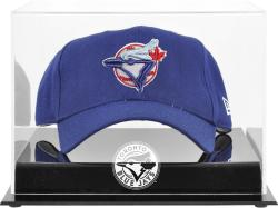Toronto Blue Jays Acrylic Cap Logo Display Case - Mounted Memories