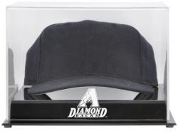 Arizona Diamondbacks Acrylic Cap Logo Display Case - Mounted Memories