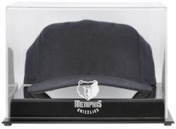 Memphis Grizzlies Acrylic Team Logo Cap Display Case