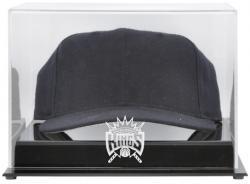 Sacramento Kings Acrylic Team Logo Cap Display Case