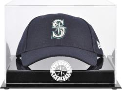 Seattle Mariners Acrylic Cap Logo Display Case - Mounted Memories