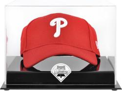 Philadelphia Phillies Acrylic Cap Logo Display Case