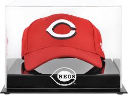 Cincinnati Reds Acrylic Cap Logo Display Case