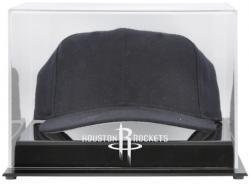Houston Rockets Acrylic Team Logo Cap Display Case