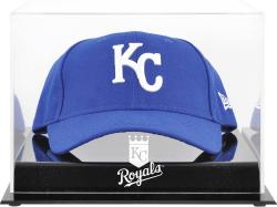 Kansas City Royals Acrylic Cap Logo Display Case
