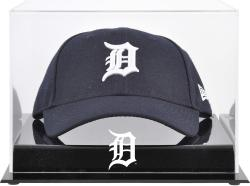 Detroit Tigers Acrylic Cap Logo Display Case - Mounted Memories