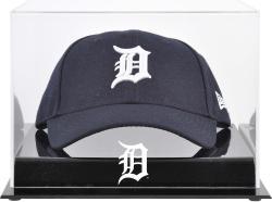 Detroit Tigers Acrylic Cap Logo Display Case