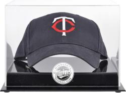 Minnesota Twins Acrylic Cap Logo Display Case - Mounted Memories