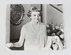 Actress Bette Davis Signed & Inscribed 11×14 Photo – JSA