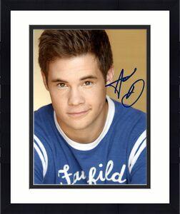 Adam Devine Autographed Modern Family Workaholics Photo UACC RD AFTAL RACC TS