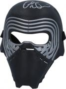 Adam Driver Star Wars Autographed Kylo Ren Star Wars Mask - BAS