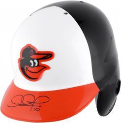 Adam Jones Baltimore Orioles Autographed Batting Helmet