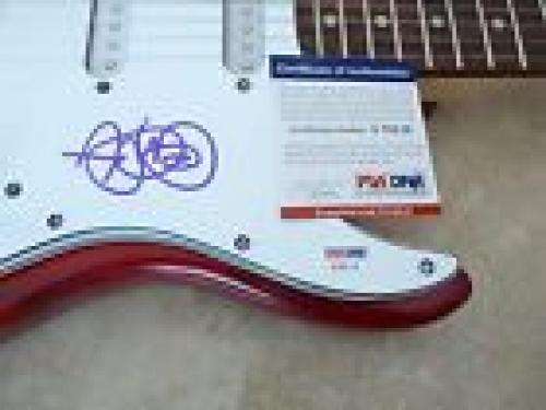 Adam Jones Tool IP Signed Autographed Guitar Rock Music PSA Certified