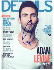 Adam Levine Signed Autographed 8x10 Photo Maroon 5 COA VD