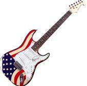 Adam Levine Signed Maroon 5 Pearl Pickguard USA Guitar UACC RD COA AFTAL