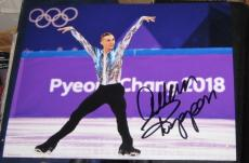 Adam Rippon Olympics Figure Skating Dancing With The Stars SIGNED 8X10 Photo COA