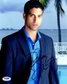 Adam Rodriguez SIGNED 8x10 Photo Eric Delko CSI: Miami PSA/DNA AUTOGRAPHED