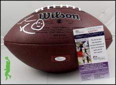 Adam Sandler Autographed Signed Nfl Football Ball Waterboy Longest Yard Jsa Coa