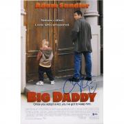 "Adam Sandler Big Daddy Autographed 12"" x 18"" Movie Poster - BAS"