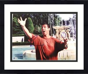 ADAM SANDLER Autograph BILLY MADISON Signed 11x14 Photo w/ Beckett BAS COA