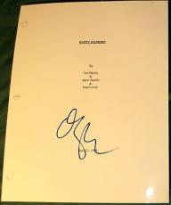 "Adam Sandler Signed Autograph ""happy Gilmore"" Very Rare 105 Page Movie Script"