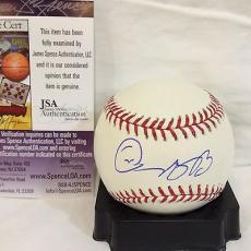 Adam Sandler Signed Official Major League Baseball Jsa Coa Comedian Auto