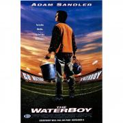 "Adam Sandler Waterboy Autographed 12"" x 18"" Movie Poster - BAS"