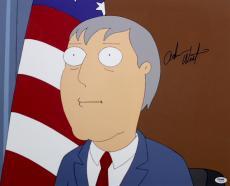 Adam West Autograph Family Guy Mayor West 16x20 Photo