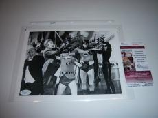 Adam West Batman And Robin  Jsa/coa Signed 8x10 Photo