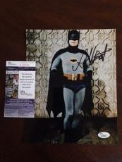 """Adam West (Batman), """"Autographed"""" 8x10 Photo (JSA Authenticated) (Deceased)"""